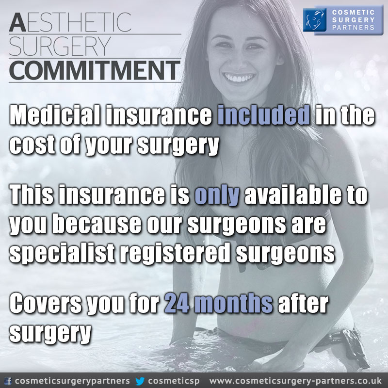 cosmetic surgery insurance