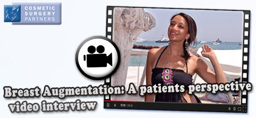 Cosmetic Surgery Partners presents breast augmentation patient testimonial video