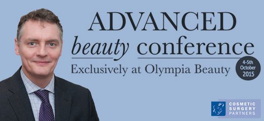 Cosmetic Surgery Miles Berry presents at the Advanced Beauty Conference 2015