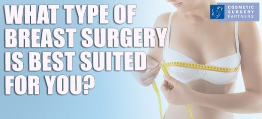 What is breast surgery?