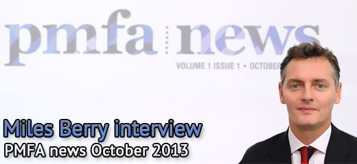 Our expert UK cosmetic surgeon Mr Miles Berry interview for PMFA news
