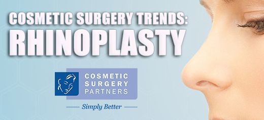 Cosmetic Surgery Trends 2016 Rhinoplasty