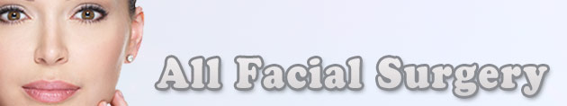 All facial surgery procedures at Cosmetic Surgery Partners