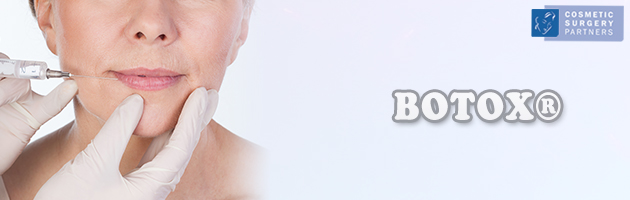 Botox wrinkle treatment at Cosmetic Surgery Partners London