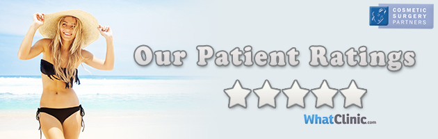 Cosmetic Surgery Partners whatclinic ratings