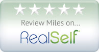 Leave a review on Realself