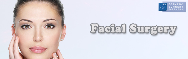 Facial surgery with cosmetic surgery partners