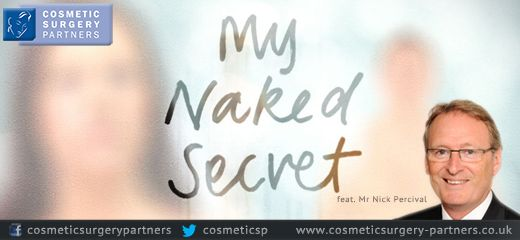 My Naked Secret - Mr Nick Percival performing breast reduction