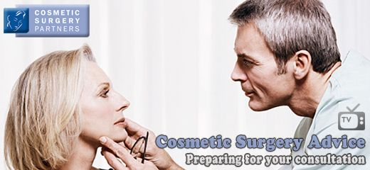 Cosmetic Surgery video blog how to prepare for your consultation