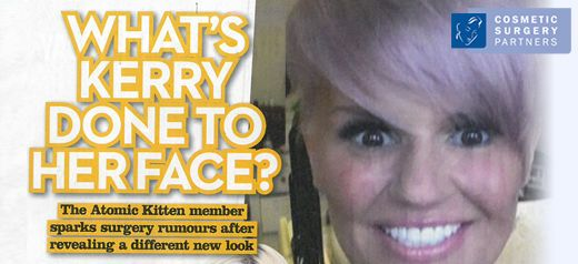 Kerry Katona and Cosmetic Surgery