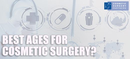 Best Ages For Cosmetic Surgery