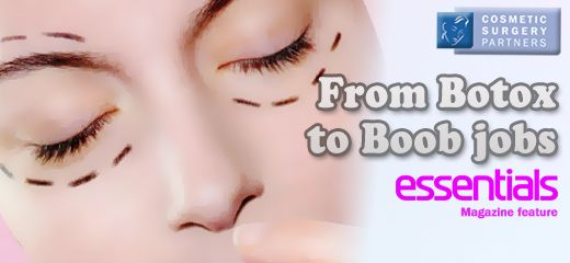 Botox to Boob Jobs Cosmetic Surgery Partners featured in Essentials