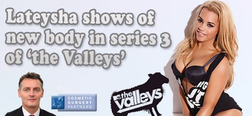 A new series & a new body revealed for Lateysha! 'Beyonce'of the Valleys