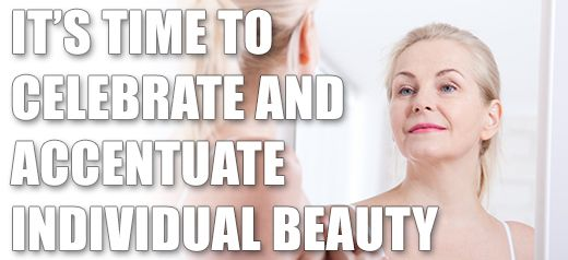Why it's time to celebrate and accentuate individual beauty