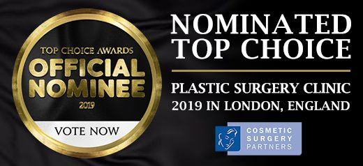 We are nominated for a Top Choice award!