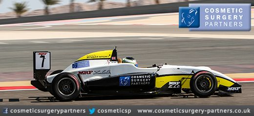 Cosmetic Surgery Partners sponsors F3 driver Toby Sowery