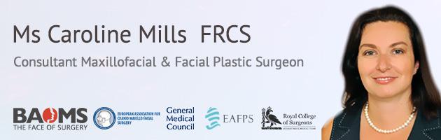 Cosmetic Plastic Surgeon Ms Caroline Mills