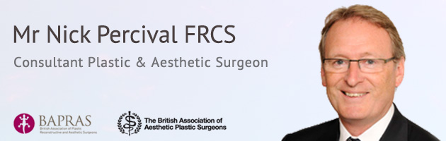 Cosmetic Surgeon Mr Nick Percival