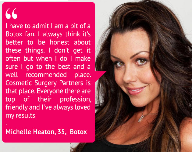 Cosmetic Surgery Partners Botox review
