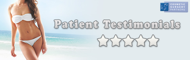 Patient reviews for Cosmetic Surgery Partners